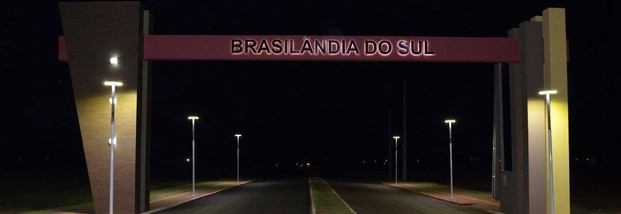 Brasilândia do Sul Paraná fonte: www.brasilandiadosul.pr.gov.br